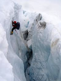 Crevasse Fall