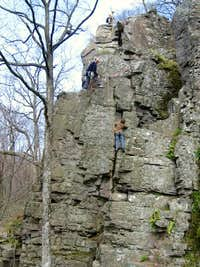 Climbing family in Matra