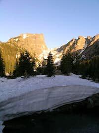 Hallett Peak