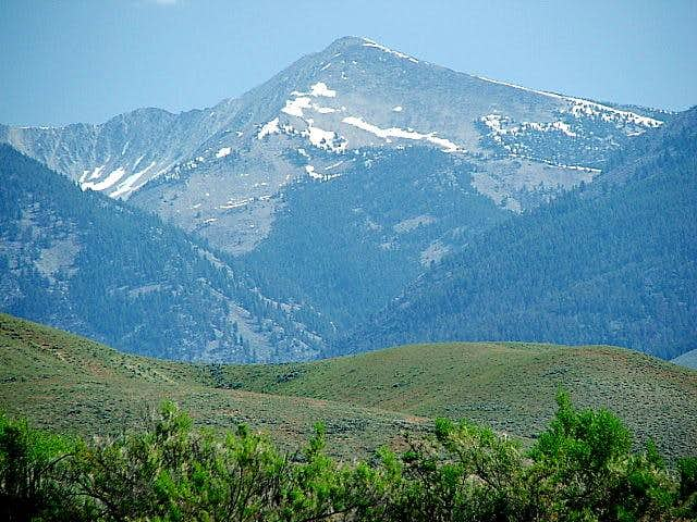Center Mountain