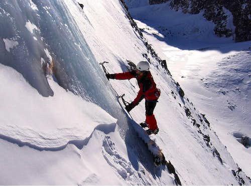 Vertical iceworld