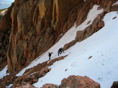 Memphis Mountaineers Climbing Colorado - '07