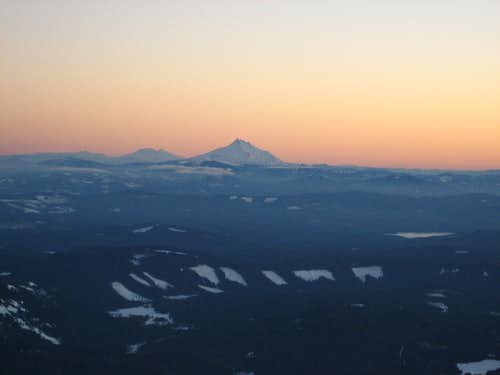 Mt Jefferson