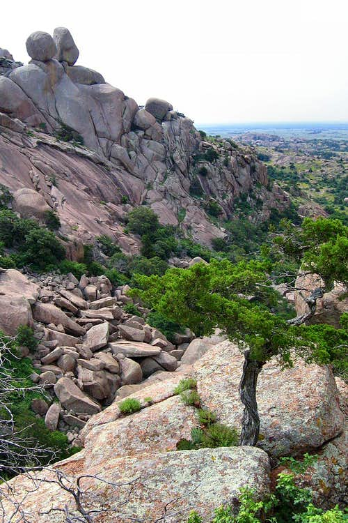 Valley of Boulders, Charon\'s Garden
