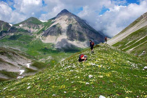 Monte Corvo and Valle Venacquaro