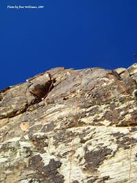 Book of Prophesy, 5.8 or 5.10a