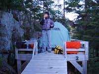 Grand Morne Camping