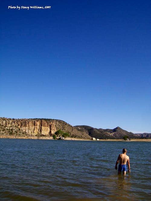 Sand Cove Reservoir