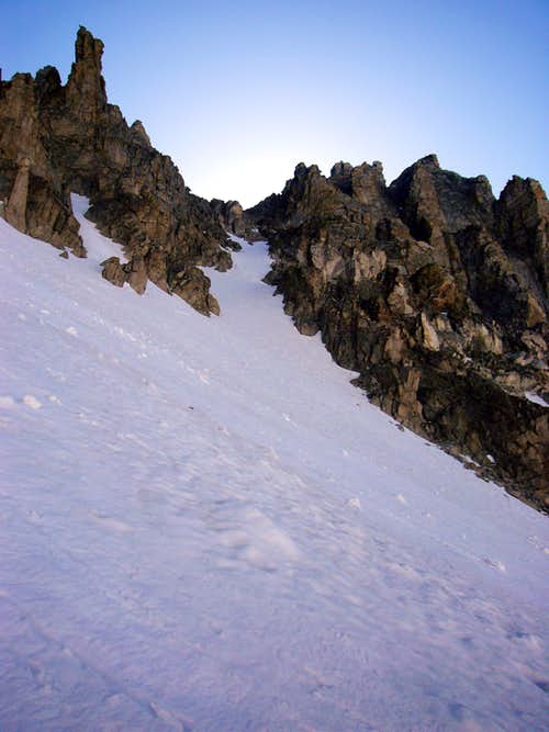 East Couloir