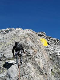 final pitches of Molteni route
