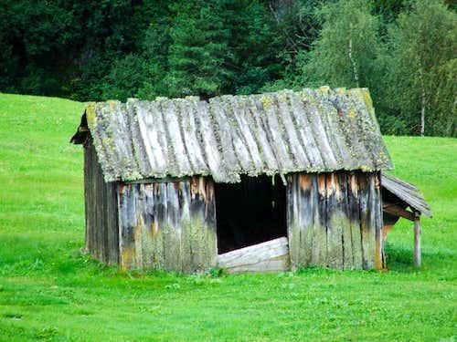 Cottage near Vent