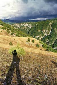 Komarnica Canyon