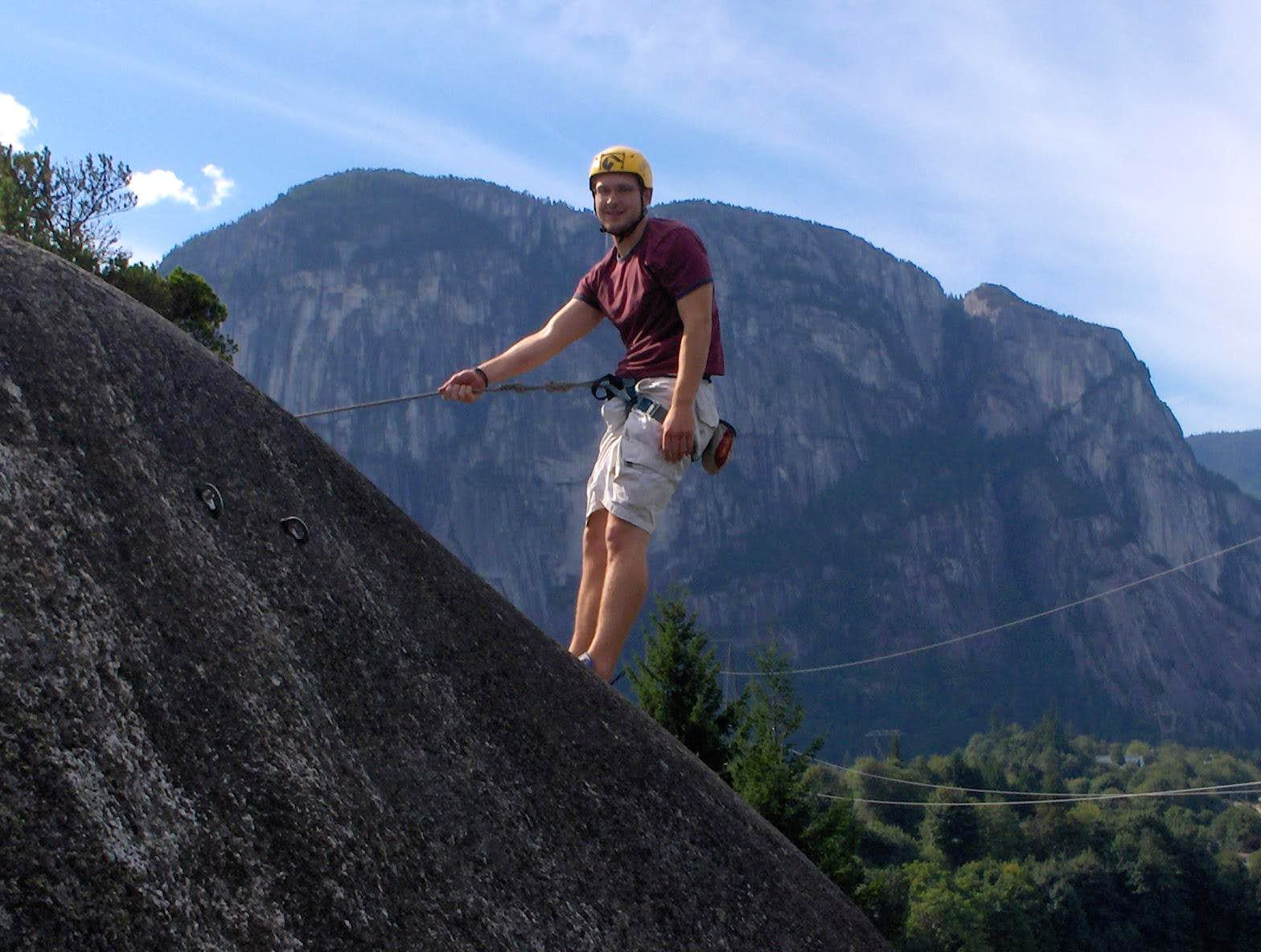 Squamish Climbs - The Ultimate Tick List
