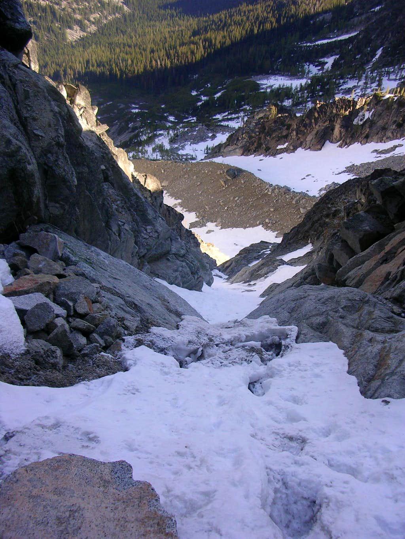 Mixed Climbing