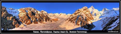 Dzhan-tugan panorama