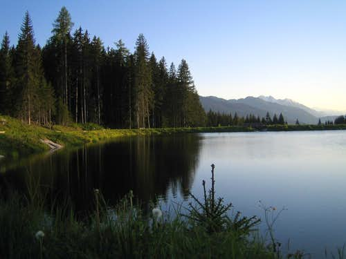 Impressions of Daar lake / Niedere Tauern
