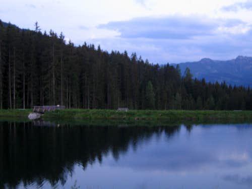 Daar lake