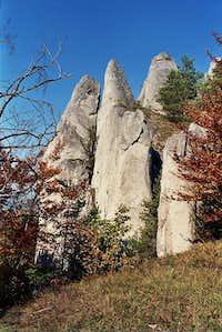 Hrad Rocks