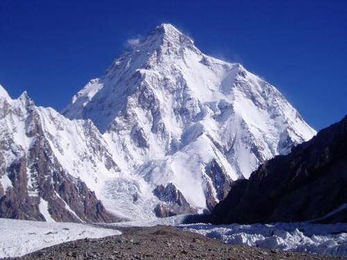 Mountaineering Expedition visited Pakistan during 2007