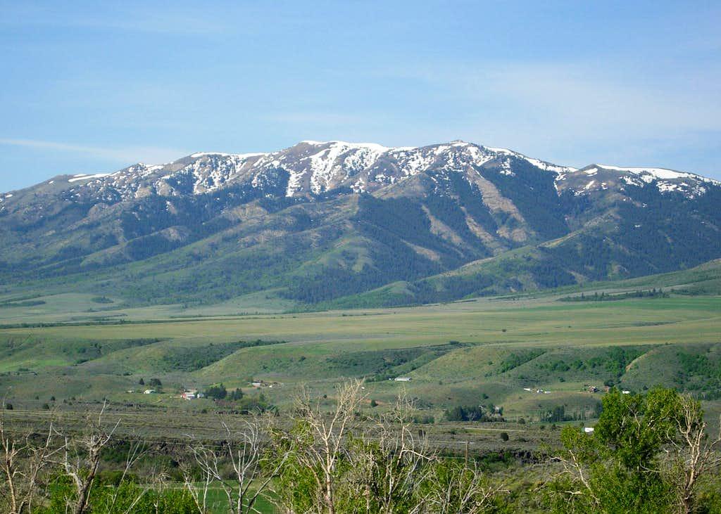 Old Tom Mountain