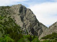 Garden Creek Gap