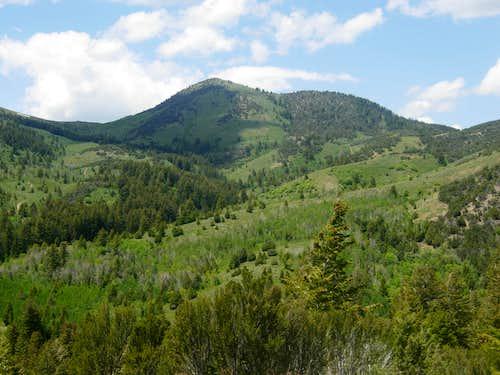 Weston Peak