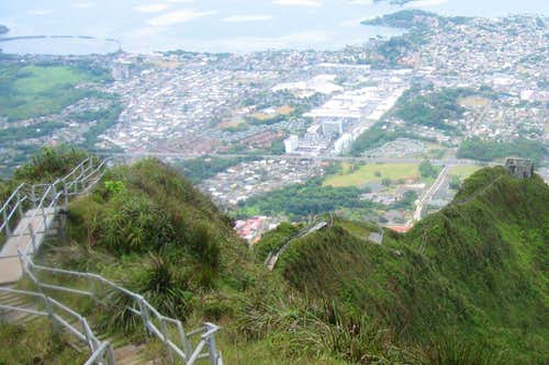 The Haiku Stairs