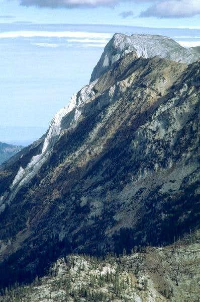 Matterhorn from the south,...