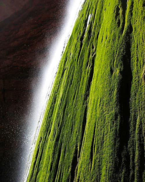 Ribbon Falls 2