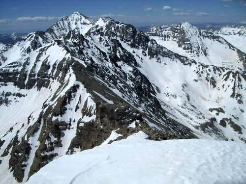 6-9-2007, Cathedral Peak
