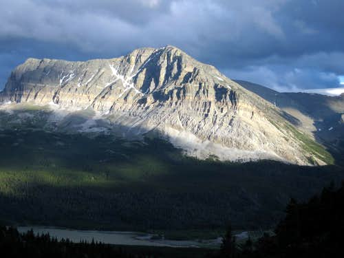 Wynn Mountain, Glacier National Park