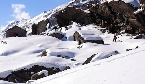 L'alpeggio Turin (Valsavarenche)