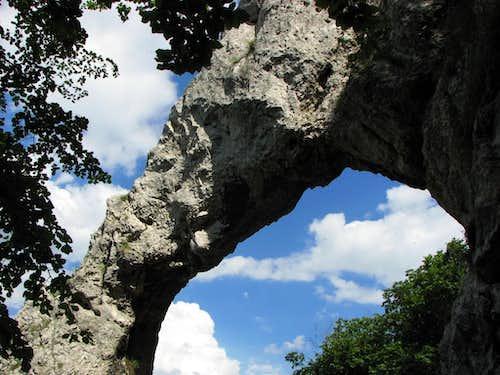 Vaskapu - Iron Arch