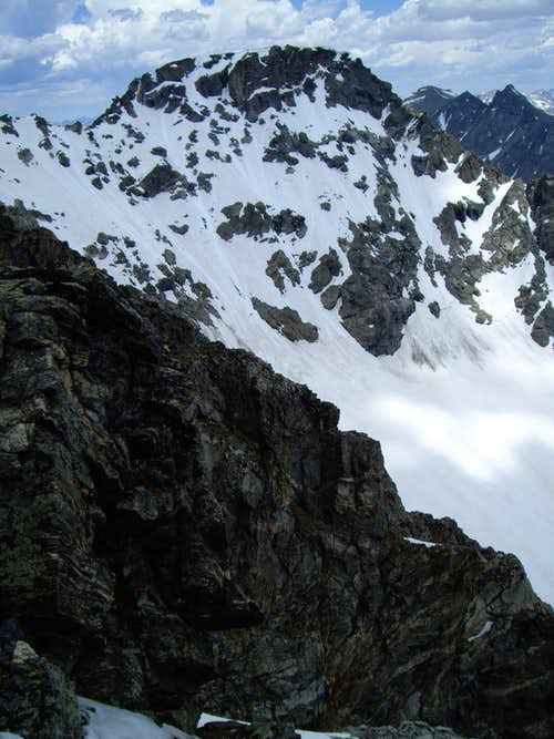 South to North Arapaho Peak Traverse