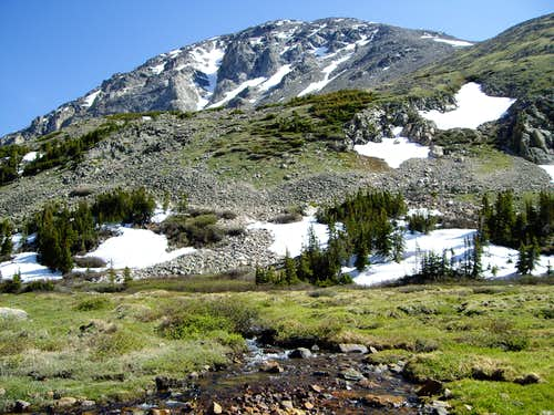 6-16-2007, South Arapaho Peak