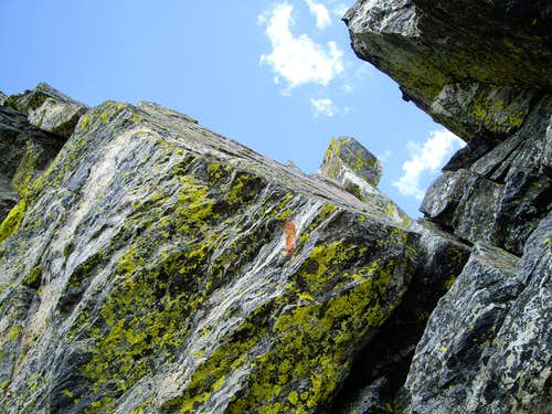 6-16-2007, The Traverse Crux