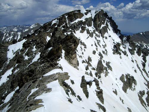 6-16-2007, North Arapaho Peak