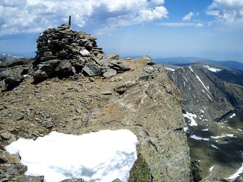6-16-2007, N.Arapaho Summit Cairn