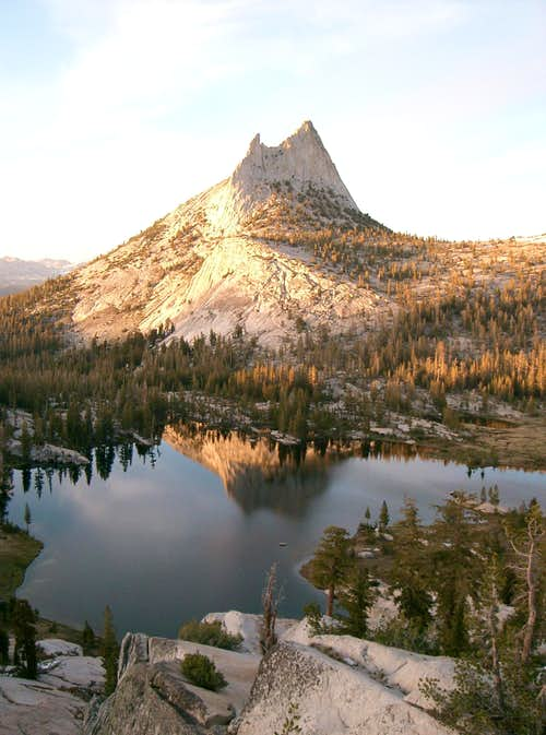 The Great Cathedral of Tuolumne.