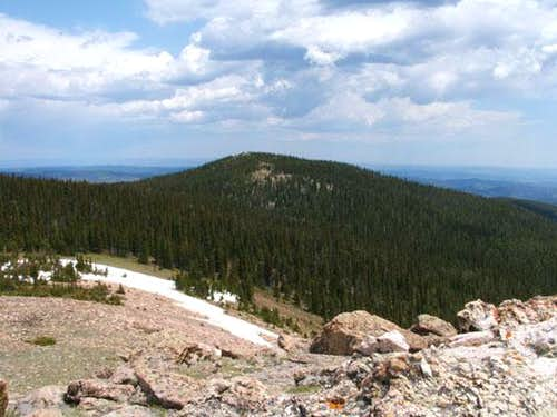 North Bald Mountain