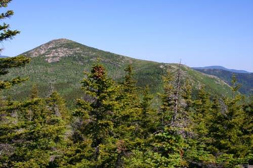 South Baldface from Eastman Mtn