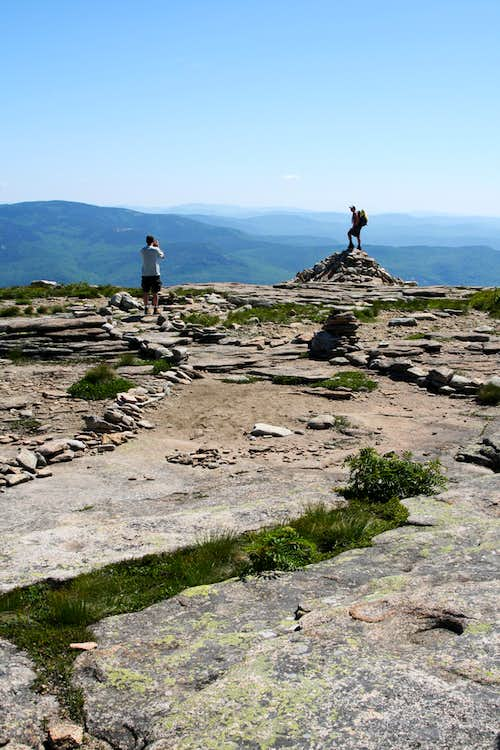 South Baldface -eastern spur