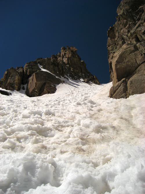 The East Couloir/Notch