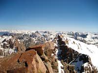 Mount Eolus Summit