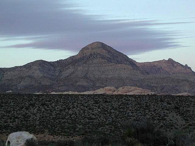 Turtlehead Peak on the...