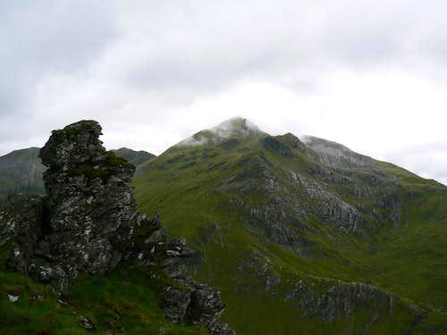 Sgurr a' Mhaim (3606ft)