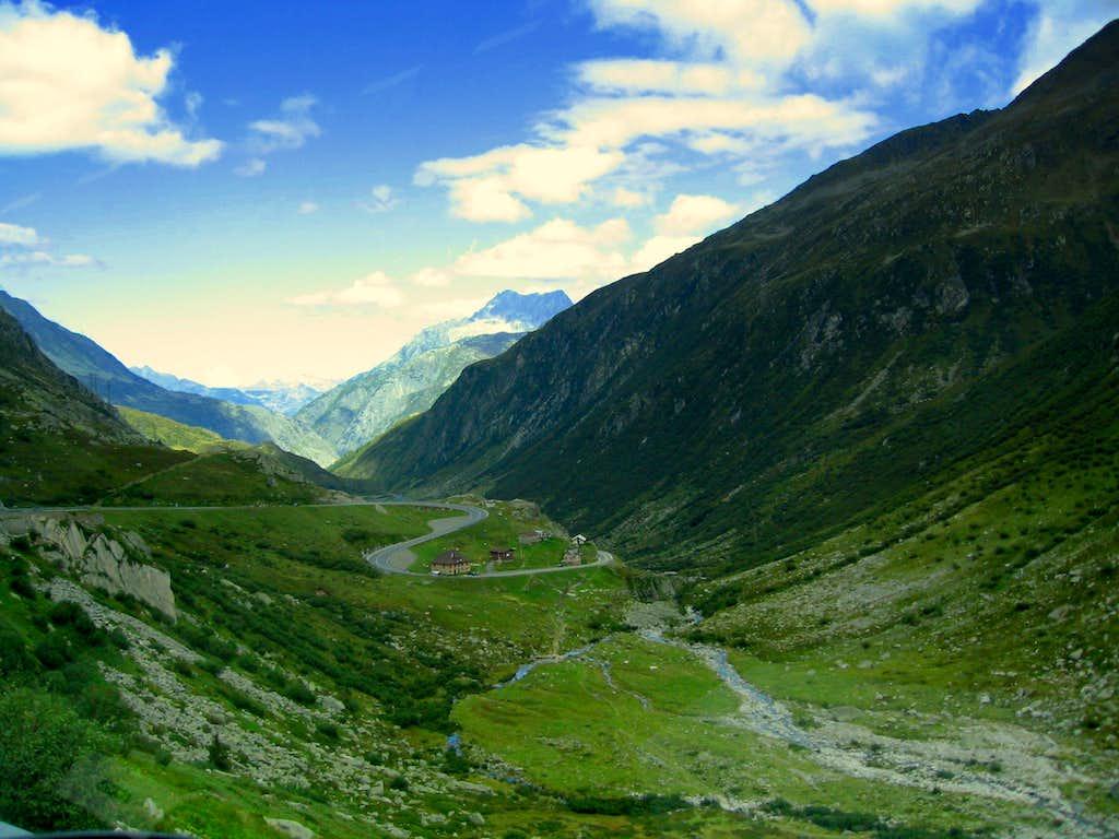 Near Gotthard