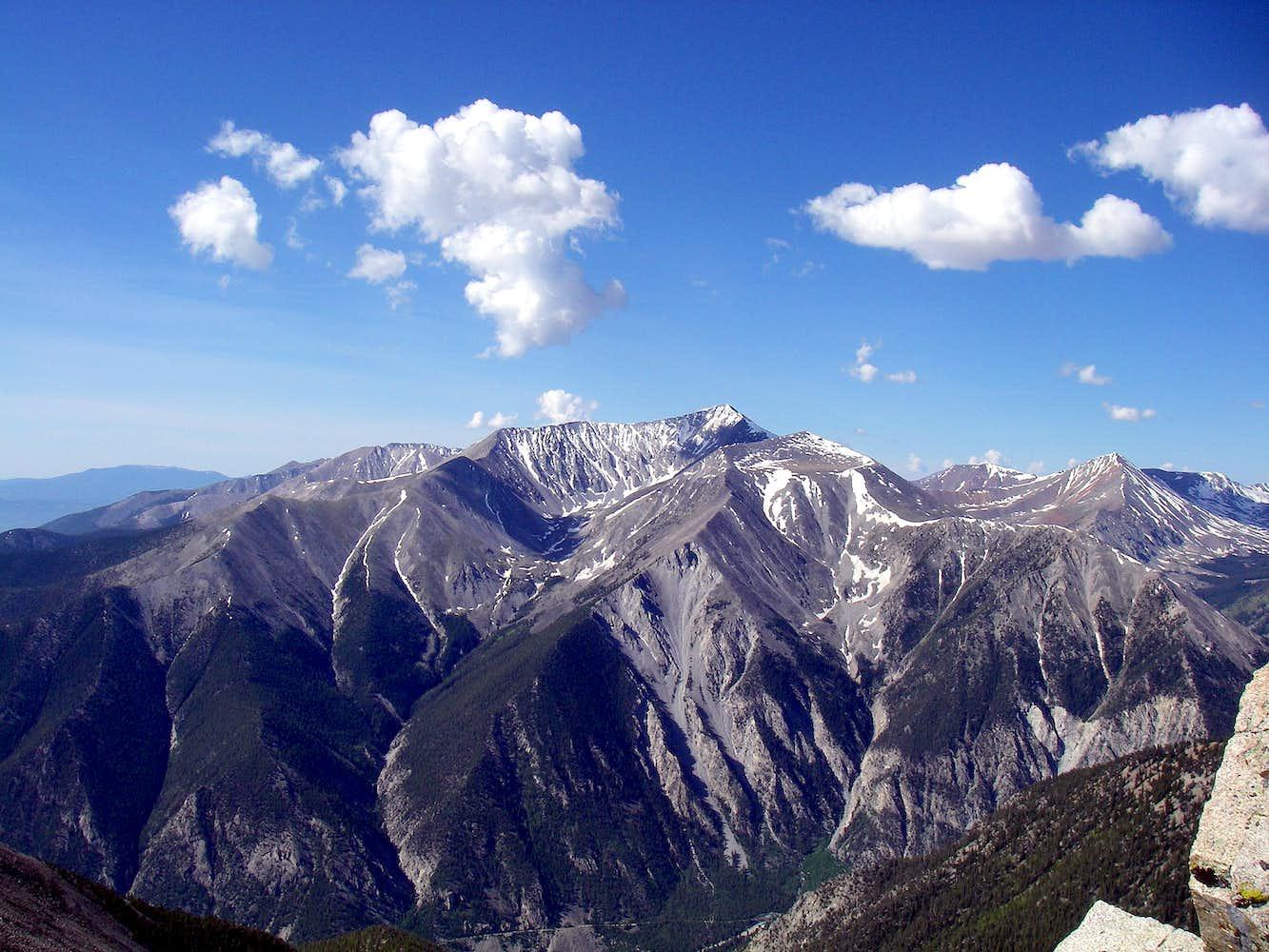 Mt. Antero - West Slopes via Baldwin Gulch | Rick Crandall