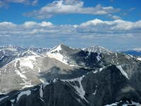 Mt Antero (from Mt Shavano)