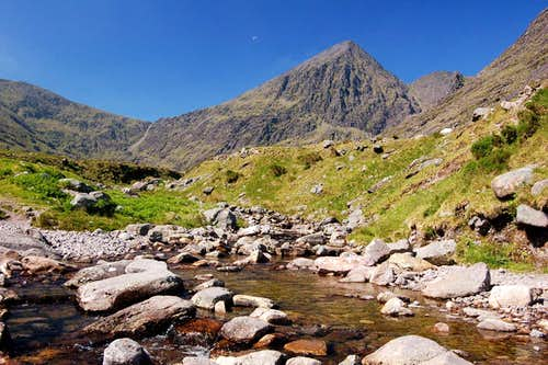 Carrauntoohil from ...